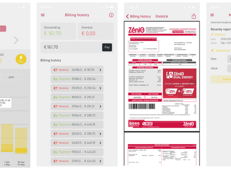 Zenith launches Zeniapp, an energy insight and self-service app delivered by NET2GRID