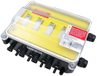 dm - jA1 Solar Combiner Box (English)