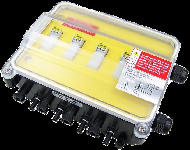 dm - jA1 Solar Combiner Box (English)