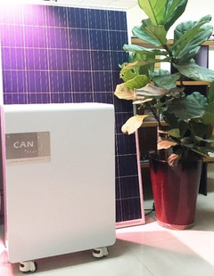dm - Solar / Utility Power Bank