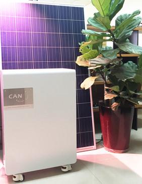 Solar / Utility Power Bank