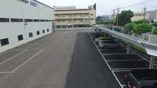 Solar car shed - Jul. 11, 2017