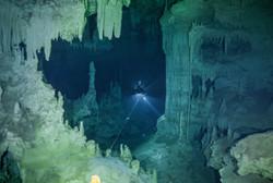 mexican cave riviera maya