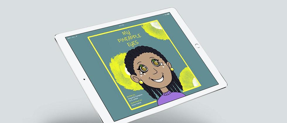 My Pineapple Eyes - Digital Ebook