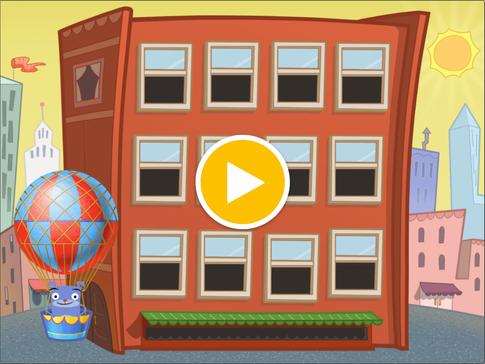 Kindergarten Sight Words Balloon Pop