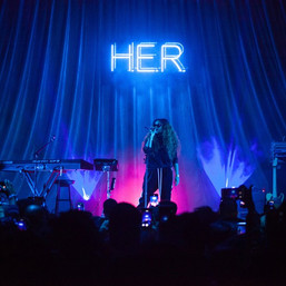 HER Live in Concert