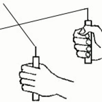 how to use dowsing rods