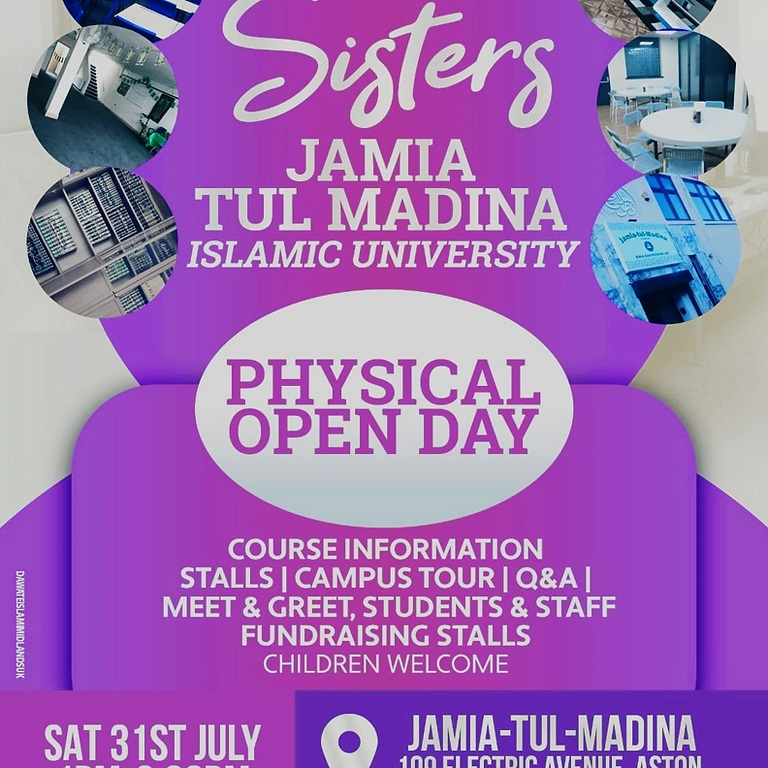 Birmingham Open Day - Females