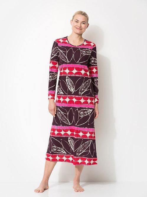 MISTELI Ladies Long Loungewear Nightgown