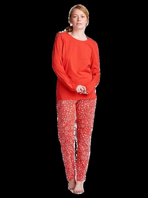 COSMOS Ladies Pyjama