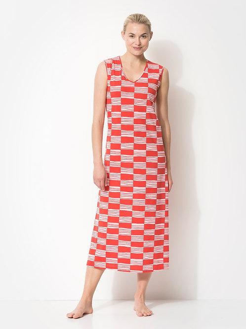 PALKKI Ladies Long Dress Nightgown