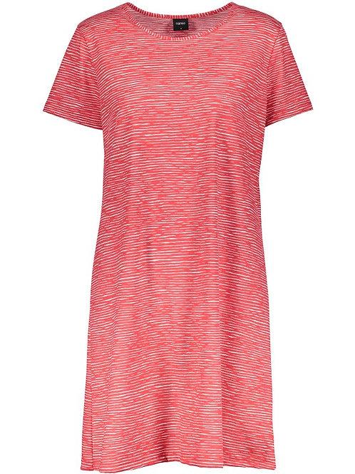 LAKU Ladies Short Sleepshirt