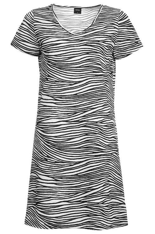 PELTO Ladies Short Loungewear Dress