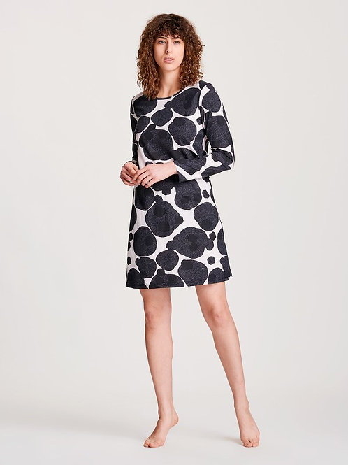 UNELMA Ladies Short Dress with Long Sleeves