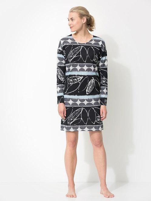 MISTELI Ladies Short Lounge Dress Nightgown
