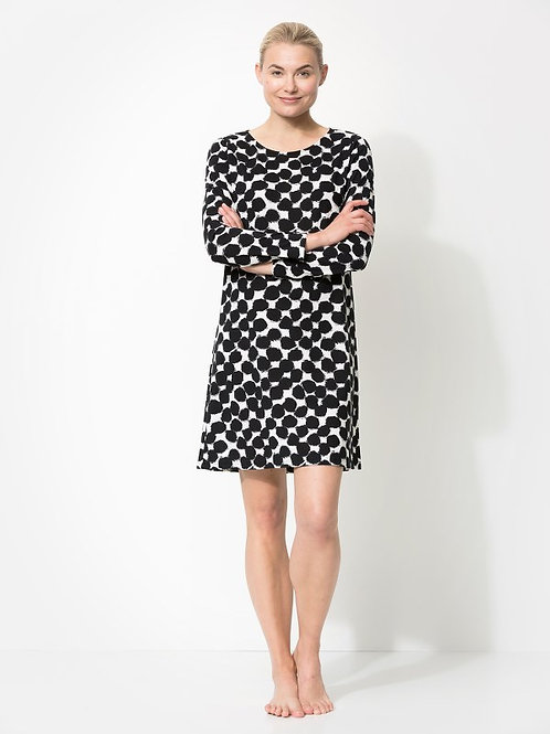 JALKI Ladies short Loungewear Nightgown
