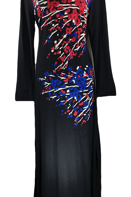 FIREWORKS Ladies Long Loungewear