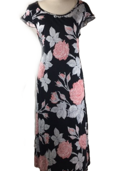 ROSES Ladies Long Loungedress