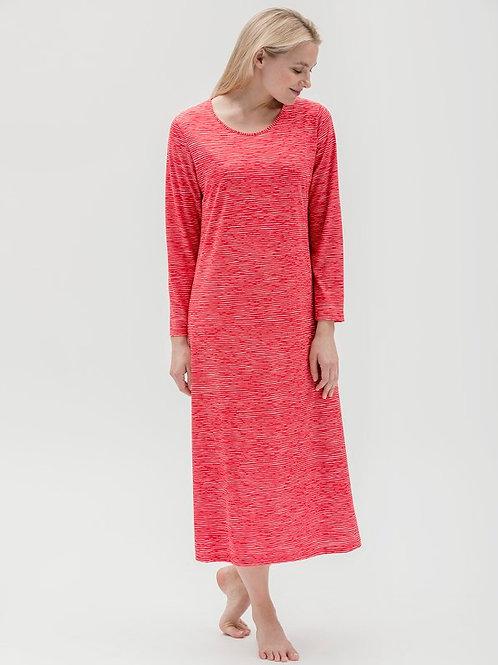 LAKU Ladies Long Loungewear Nightgown