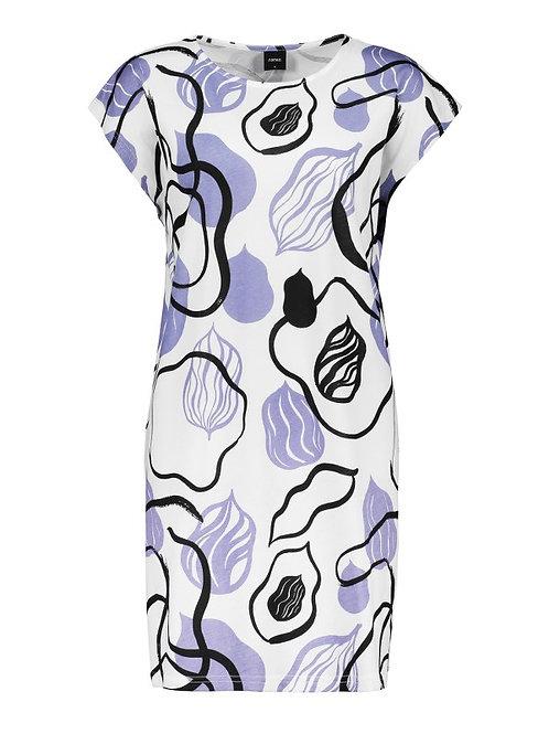 AAMU Ladies Short Nightgown