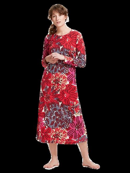 RIEMU Ladies Long Nightgown