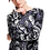Thumbnail: JALO Ladies Short Nightgown