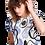 Thumbnail: AAMU Ladies Short Nightgown