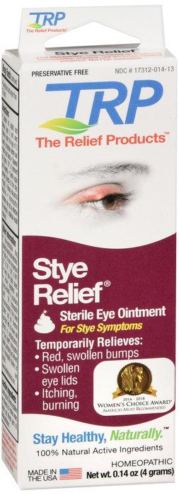 TRP Stye Relief Eye Ointment - 4GM
