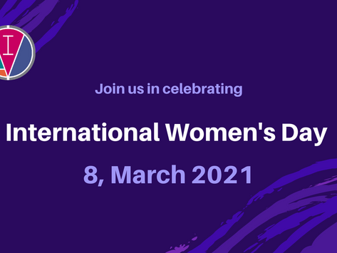 International Women's Day 2021!