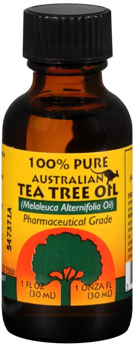 Australian Tea Tree Oil - 1 oz