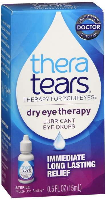 THERA TEARS DRY EYE THERAPY DROP - 15ML