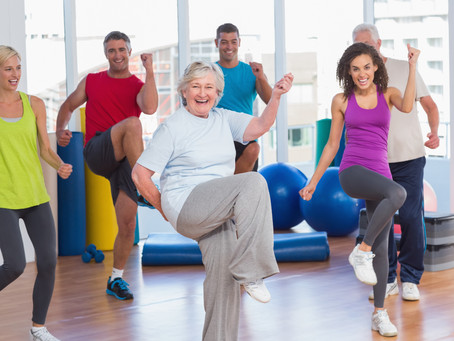 Let's Get Moving! Tips to Help You Stay Motivated With Your Physical Activity Goals.