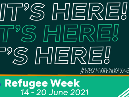 Refugee Week 2021