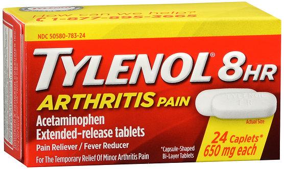 Tylenol 8hr Arthritis Pain - 24 Caplets