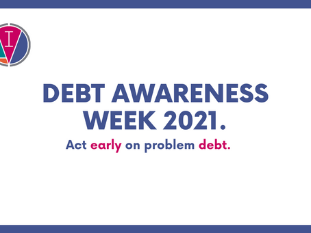 Saturday Debt Advice Service - Debt Awareness Week 2021