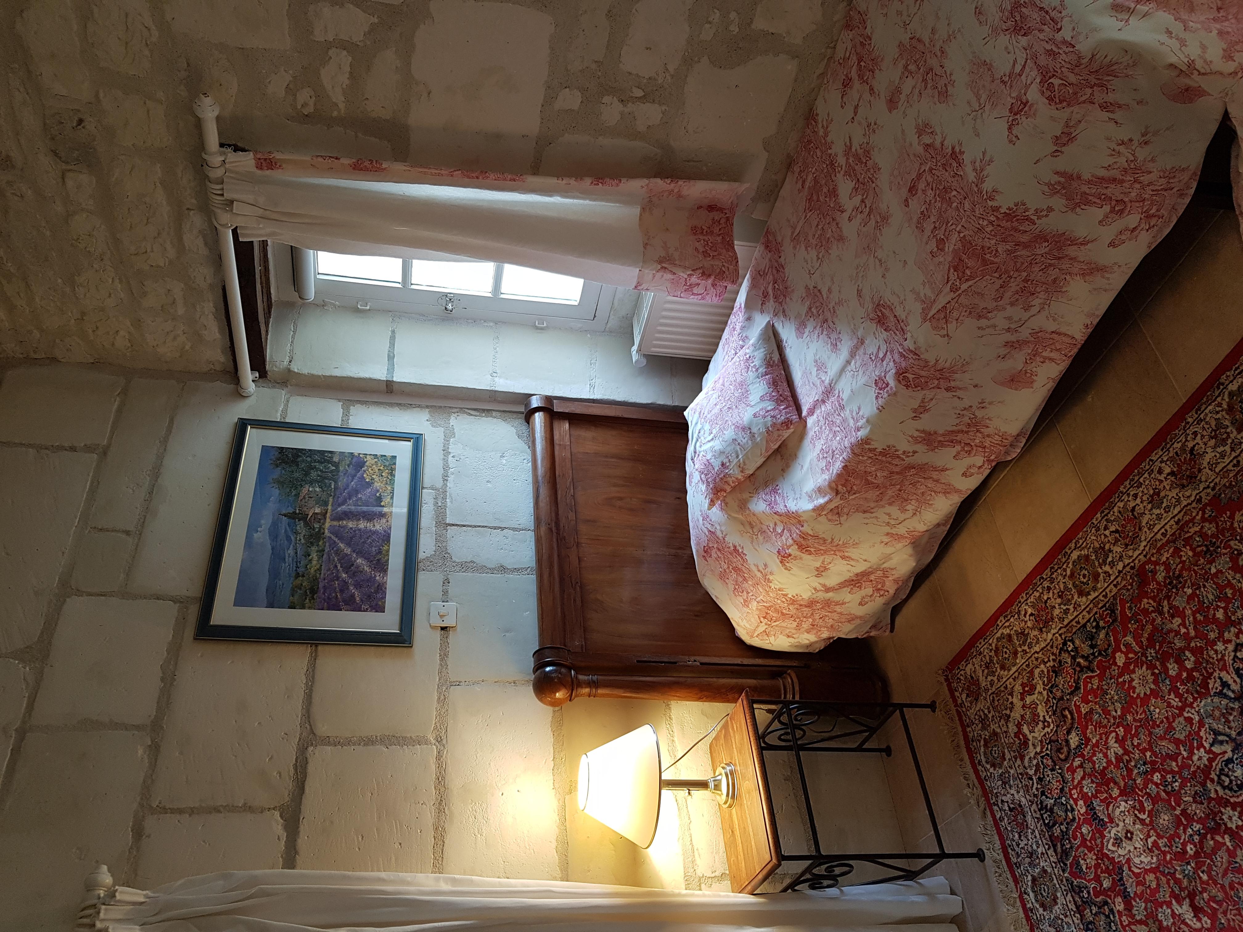 Charpentier chambrette 1
