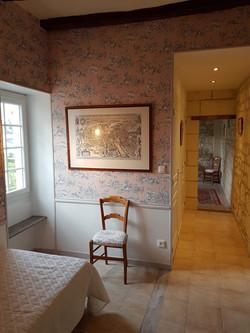 Charpentier chambrette 2