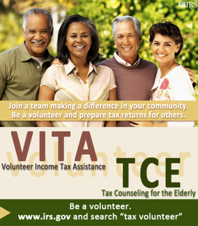 Be a Volunteer and Prepare Income Tax for Others