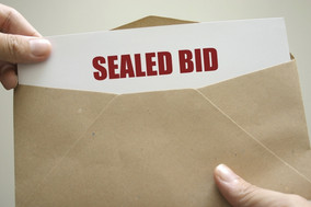 CTO is Accepting Sealed Bids on Vehicle