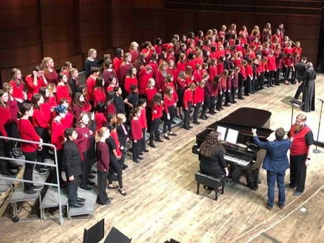 MSVMA State Honors Choir 2020