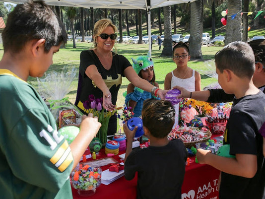 We Love Producing Family Friendly Community Events