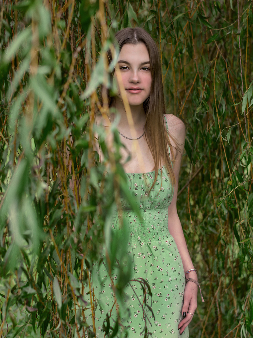Portraits for teens and seniors Deanna Dusbabek Photography