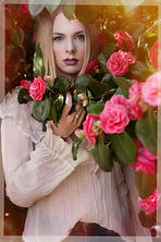 Deanna Dusbabek Photography flower portraits