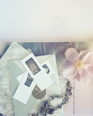 Deanna Dusbabek Photography office flatlay