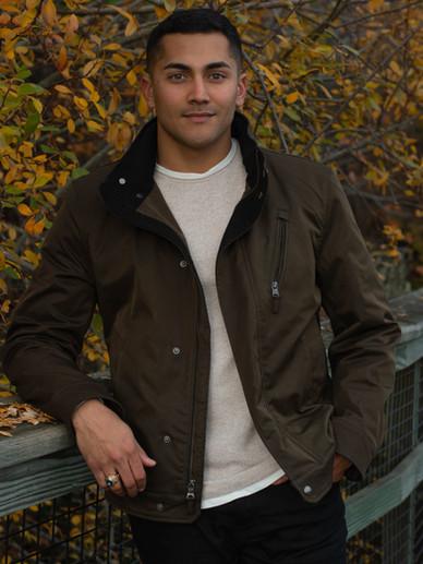 Portraits for men Deanna Dusbabek Photography