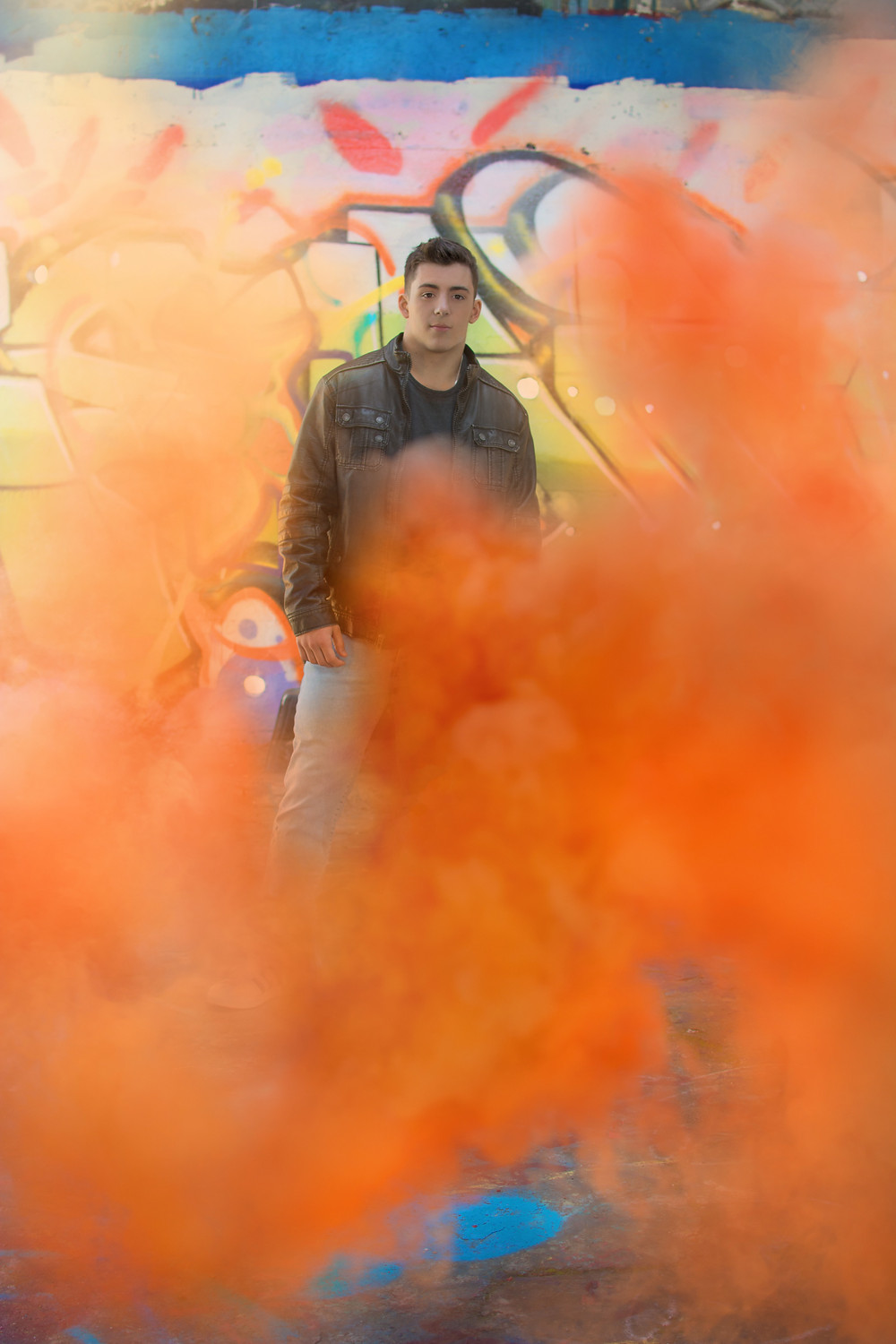 Smoke bombs are a versatile, stunning way to add something special to your sessions.