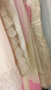 Deanna Dusbabek Photography image of studio wardrobe