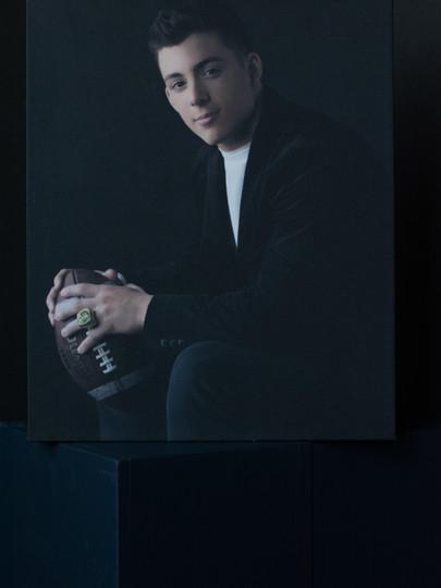 Deanna Dusbabek Photography canvas lid for Graphi Studio Folio Box