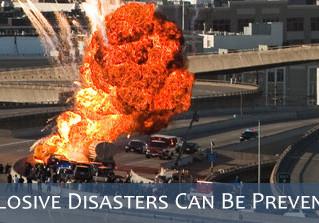 EXPLOSIVE DISASTER CAN BE PREVENTED   //                  PATLAYICILARIN ZARARLARI ÖNLENEBİLİR...