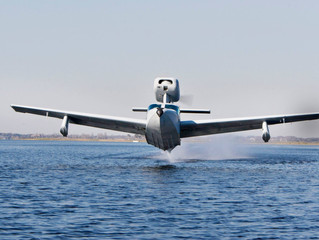 THE FIRST AND SINGLE ENGINE MEDIUM RANGE AMPHIBIOUS AIRCRAFT PRODUCTION FACILITY IS BEING SOLD... //
